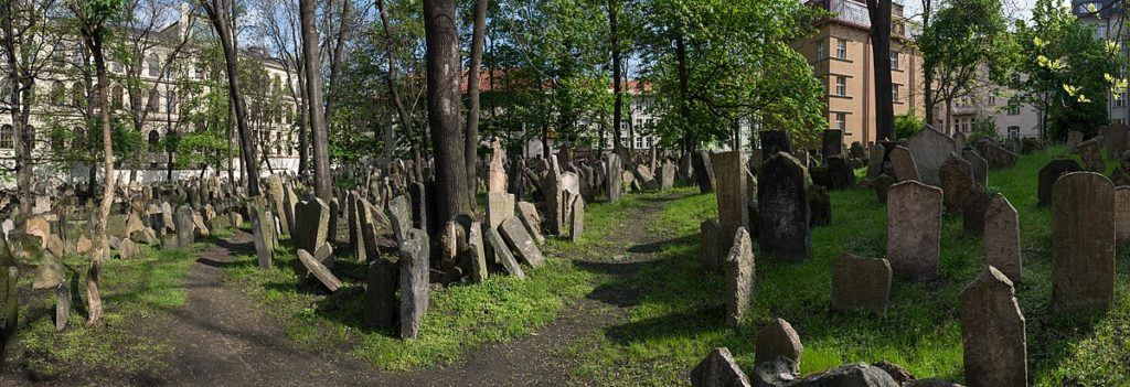 cementerio judío Žižkov